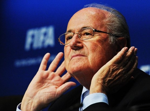 FIFA launched a new case against Sepp Blatter